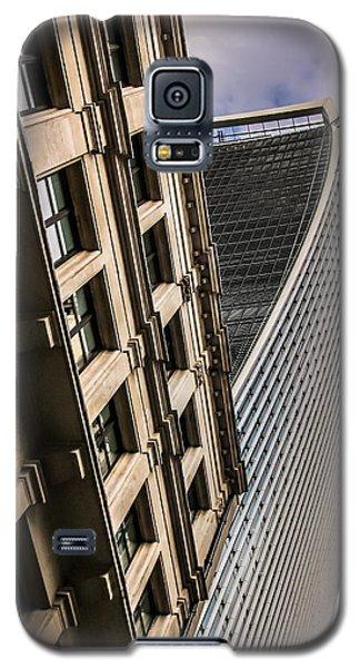 Look Up Galaxy S5 Case by David Warrington