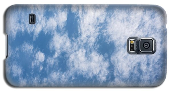Look Up Not Down Clouds Galaxy S5 Case by Terry DeLuco