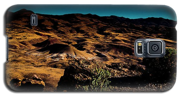 Looking Across The Hills Galaxy S5 Case