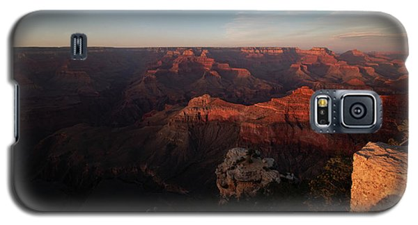 Looking At The North Rim Of The Canyon. Galaxy S5 Case