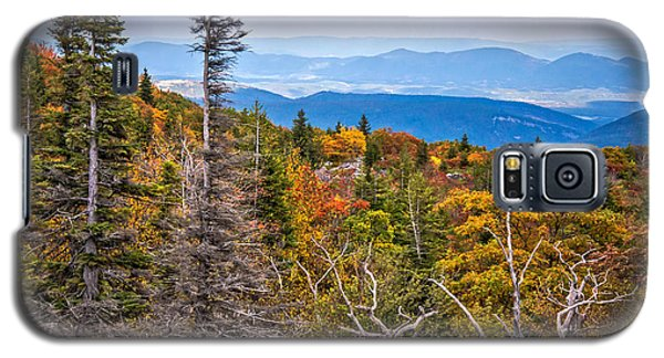 Looking East From Bear Rocks 4290c Galaxy S5 Case