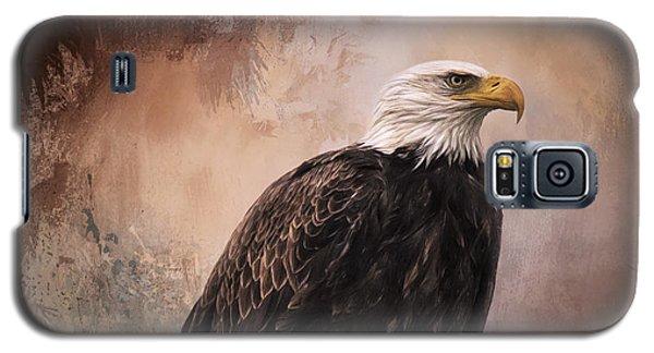 Looking Forward - Eagle Art Galaxy S5 Case