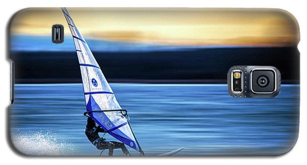 Galaxy S5 Case featuring the photograph Looking Forward by Hannes Cmarits
