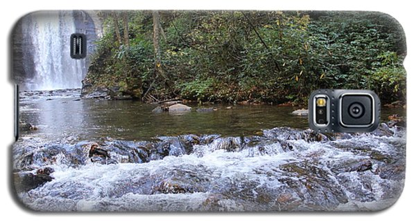 Looking Glass Falls Downstream Galaxy S5 Case