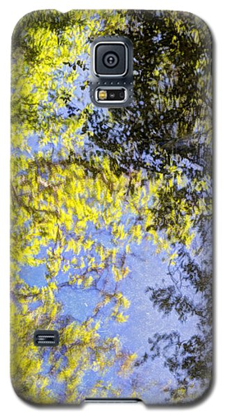Galaxy S5 Case featuring the photograph Looking Up Or Down by Heidi Smith