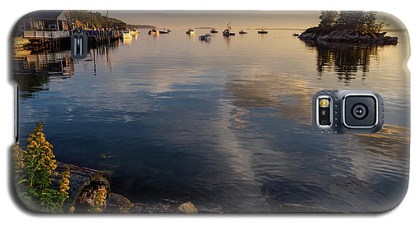 Galaxy S5 Case featuring the photograph Lookout Point, Harpswell, Maine  -99044-990477 by John Bald