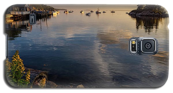 Lookout Point, Harpswell, Maine  -99044-990477 Galaxy S5 Case