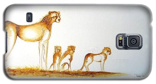 Lookout Post - Original Artwork Galaxy S5 Case