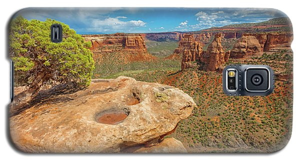 Lookout Potholes  Galaxy S5 Case