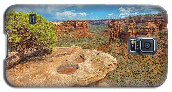 Lookout Potholes  Galaxy S5 Case