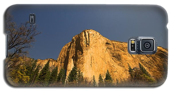 Looming El Capitan  Galaxy S5 Case