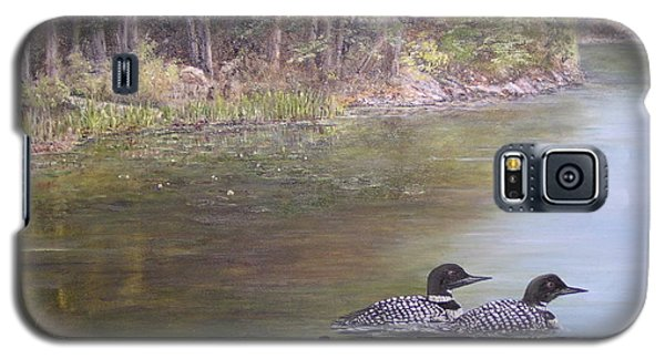 Loon Family 1 Galaxy S5 Case