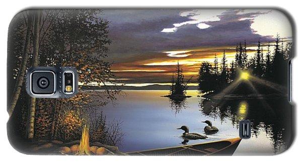 Loon Lake Galaxy S5 Case