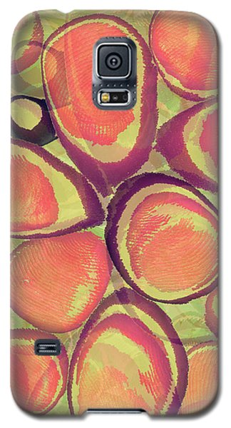 Loopy Dots #13 Galaxy S5 Case