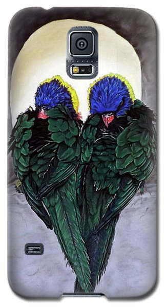 Lorikeets Galaxy S5 Case