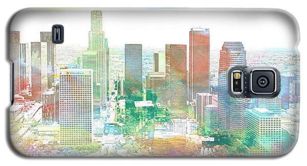 Los Angeles, California, United States Galaxy S5 Case
