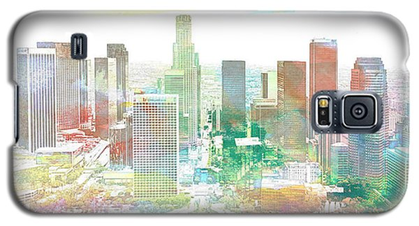 Los Angeles, California, United States Galaxy S5 Case
