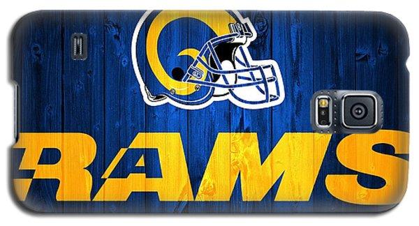 Los Angeles Rams Barn Door Galaxy S5 Case