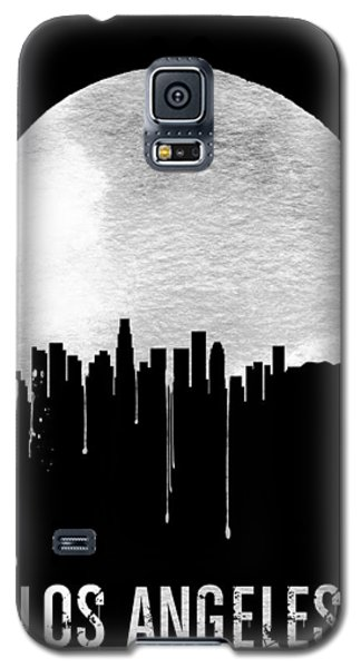 Los Angeles Skyline Black Galaxy S5 Case