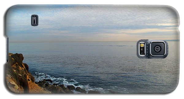 Galaxy S5 Case featuring the photograph Los Angeles Sunset by Joan  Minchak