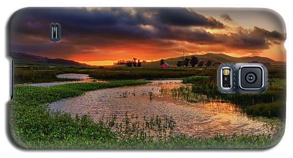 Los Osos Valley Galaxy S5 Case