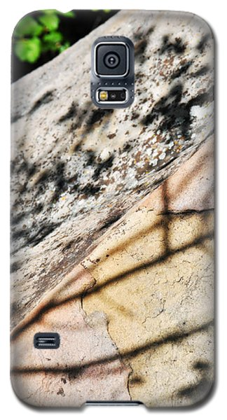 Galaxy S5 Case featuring the photograph Los Padres Stone by Kyle Hanson
