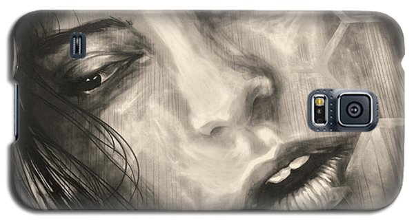 Galaxy S5 Case featuring the photograph Losing Sleep ... by Juergen Weiss