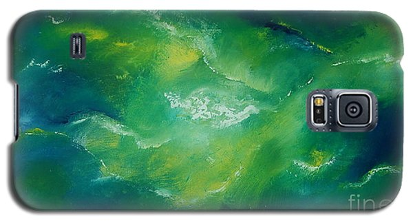 Lost At Sea Galaxy S5 Case