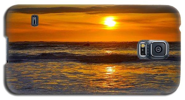 Lost Coast Sunset Galaxy S5 Case