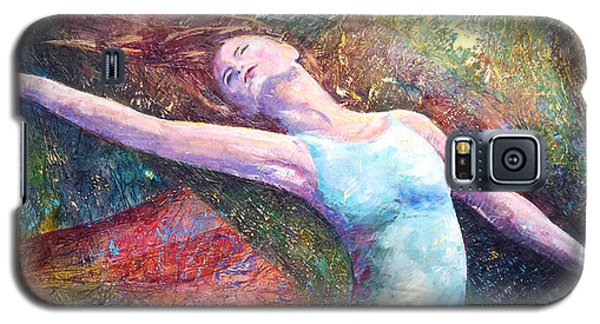 Lost In Dance  Galaxy S5 Case