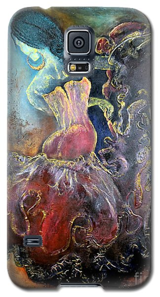 Lost In The Motion Galaxy S5 Case