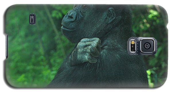 Galaxy S5 Case featuring the photograph Lost In Thought by Richard Bryce and Family
