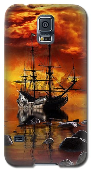 Lost In Time Galaxy S5 Case