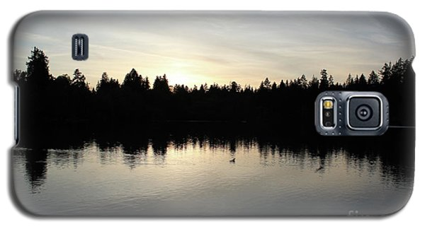 Lost Lagoon Galaxy S5 Case