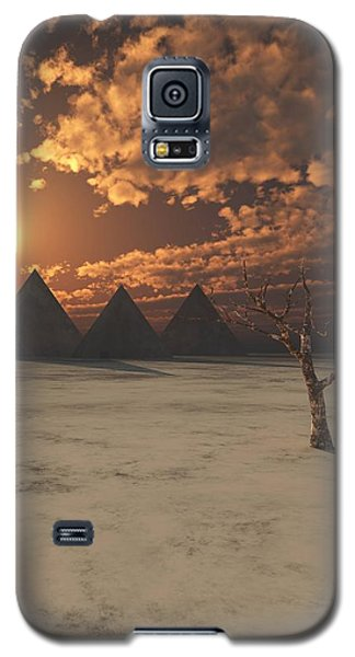 Lost Pyramids Galaxy S5 Case