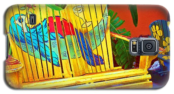 Parrot Galaxy S5 Case - Lost Shaker Of Salt 2 by Debbi Granruth