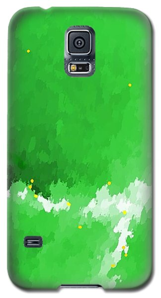 Galaxy S5 Case featuring the digital art Lost To The Mists Of Time by Yshua The Painter