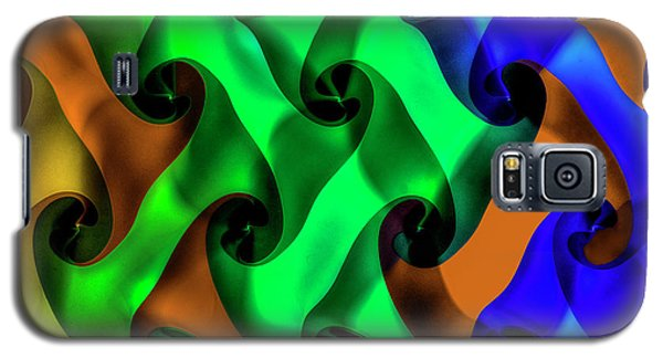 Galaxy S5 Case featuring the photograph Lost Together by Paul Wear