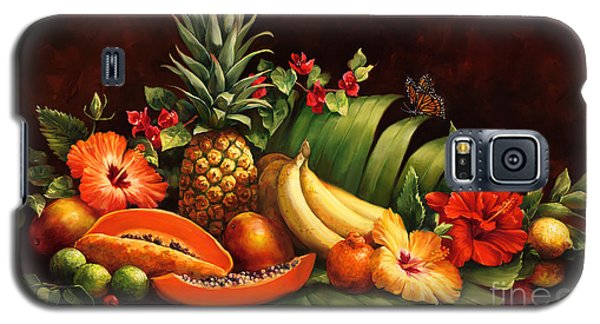 Lots Of Fruit Galaxy S5 Case by Laurie Hein