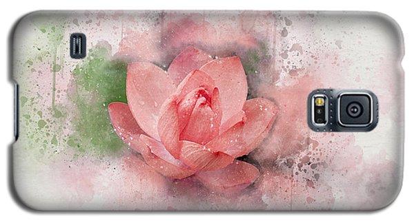 Lotus 8 Galaxy S5 Case