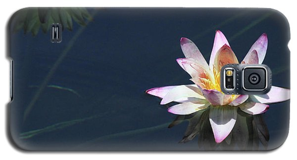 Lotus And Reflection Galaxy S5 Case