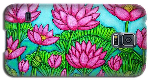 Lotus Bliss II Galaxy S5 Case