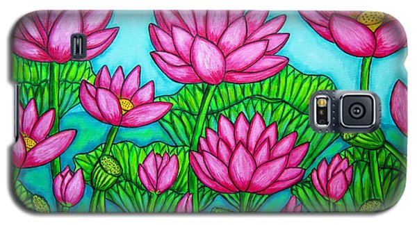 Lotus Bliss II Galaxy S5 Case