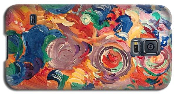 Lotus Blooms Galaxy S5 Case