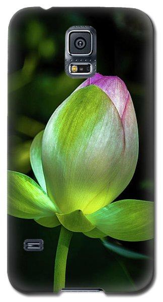 Lotus Blossom Galaxy S5 Case