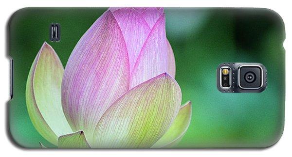 Lotus Bud Galaxy S5 Case