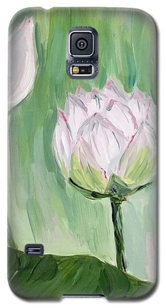 Lotus Emerging Galaxy S5 Case