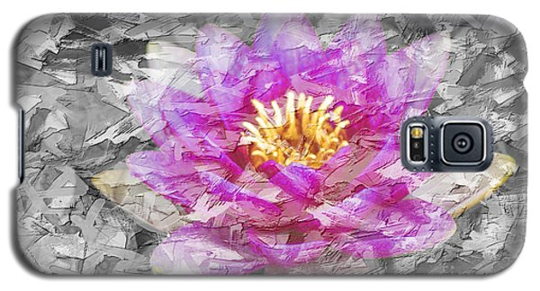 Lotus Flower Galaxy S5 Case