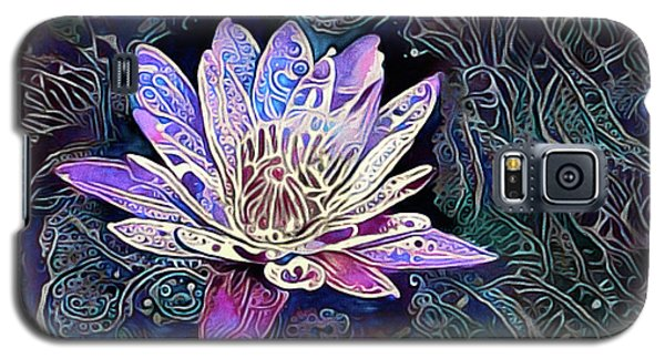 Lotus From The Mud Galaxy S5 Case