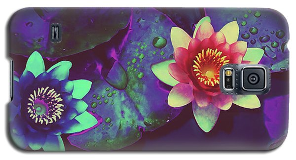Lotus Galaxy S5 Case